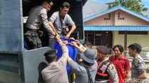 Jelang Tahun Baru, Rumah Produksi Miras di Pangkalpinang Digerebek