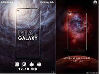 Galaxy A8s vs. Nova 4