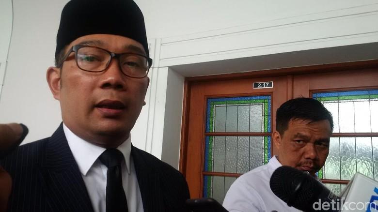 Soal Cuitan Ngambek Sutopo, Ini Kata Ridwan Kamil
