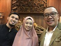 5 Kisah Cinta Lindswell Kwok dan Achmad Hulaefi
