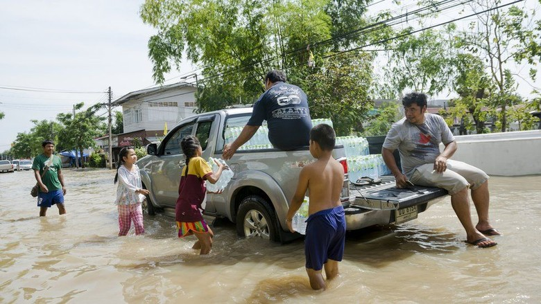 Ini 15 Negara Paling Rentan Alami Bencana Alam, Termasuk ...