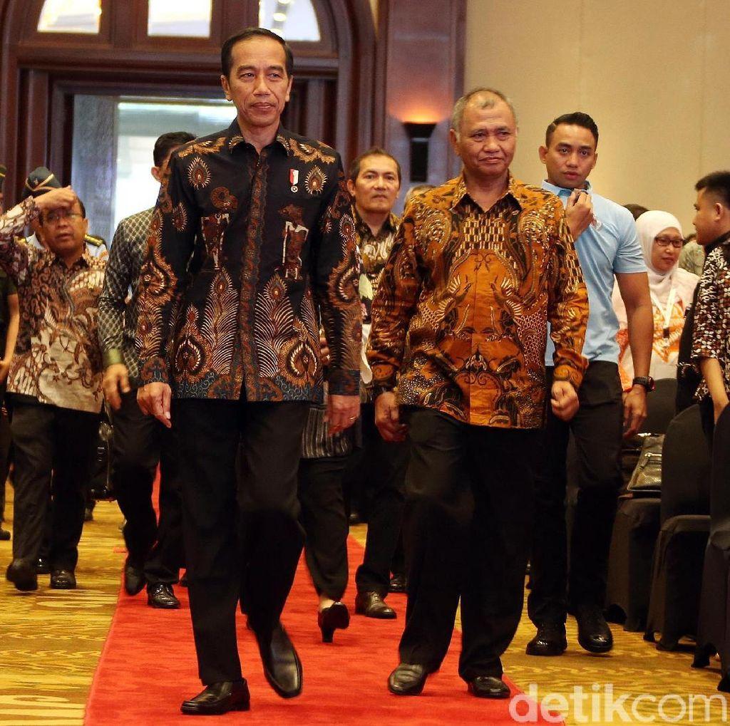 Jokowi Setujui Revisi UU KPK, Bagaimana Pendapat Anda?