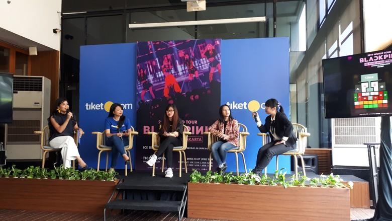 Siap-siap! Tiket Konser BLACKPINK di Jakarta Dijual 7 Desember