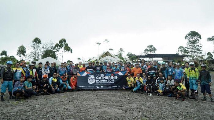 Inilah komunitas Sepeda Gunung Yeti Tribe di Indonesia (dok.YETI Tribe Indonesia)