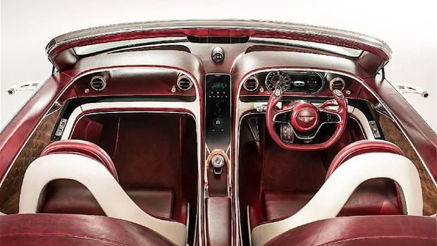 Mobil listrik Bentley