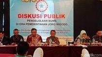 Pakar: Jabatan BUMN Diseleksi Tim Independen agar Bebas Politik