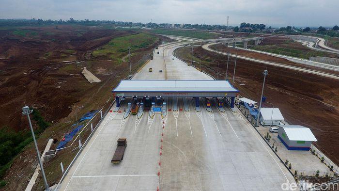 Tol Bogor-Ciawi-Sukabumi (Bocimi) seksi I itu diresmikan Presiden Jokowi beberapa hari lalu.