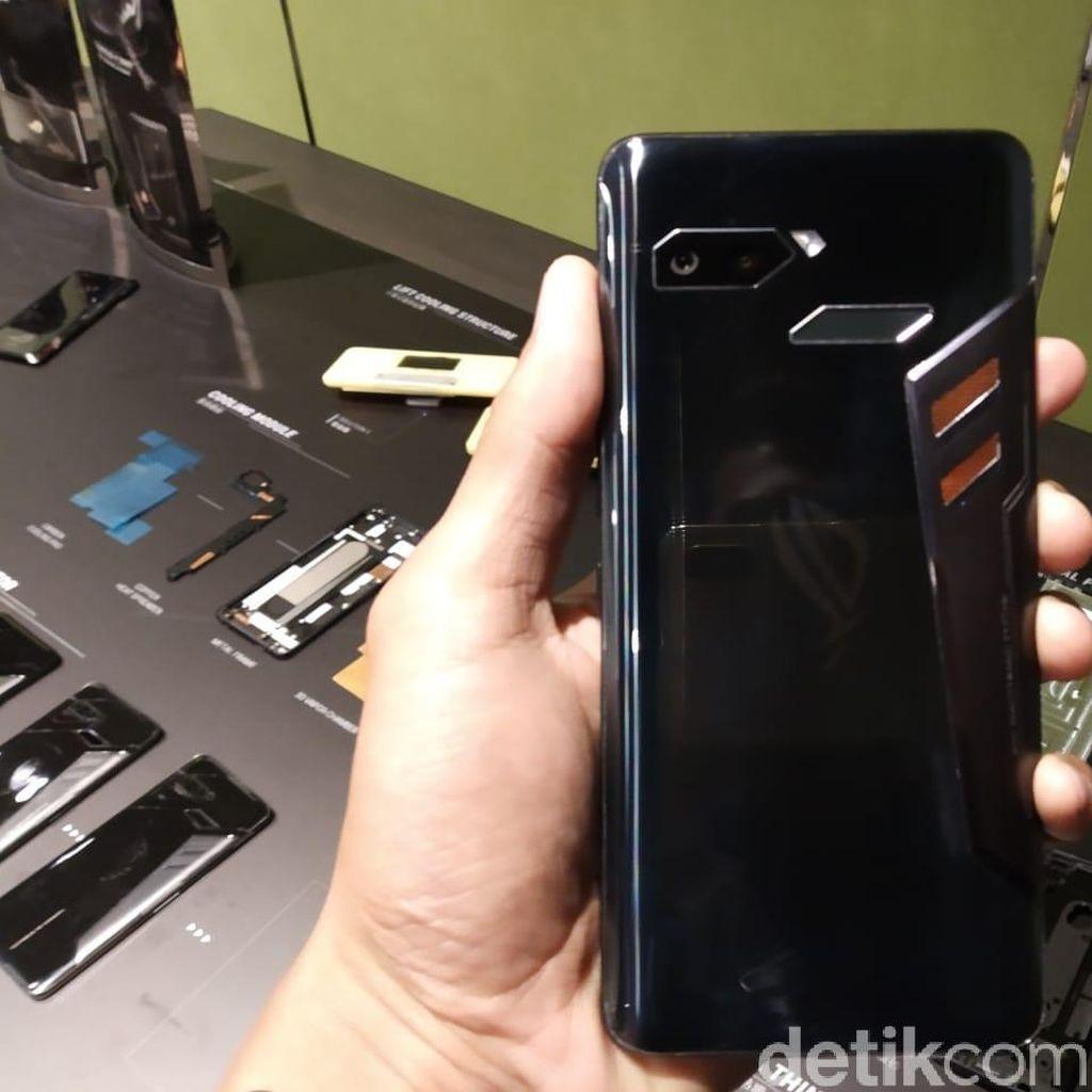 Bocoran Spesifikasi dan Wujud Asus ROG Phone Anyar