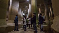 Jepang Memang Hebat, Punya Sistem Anti Banjir Terbesar Sedunia