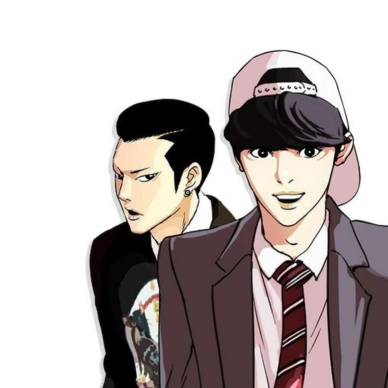 Webtoon Lookism Buka Mata Publik soal Isu Bully di Korea Foto: Line Webtoon Indonesia