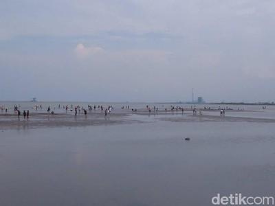 Kejawanan, Pantai Cantik Kebanggaan Cirebon