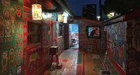Kisah Kakek 96 Tahun Selamatkan Desa dengan Lukisan Mural