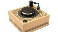 Keren! Music Box Mini Ini Keluarkan Musik Instrumental Saat Diisi Biskuit
