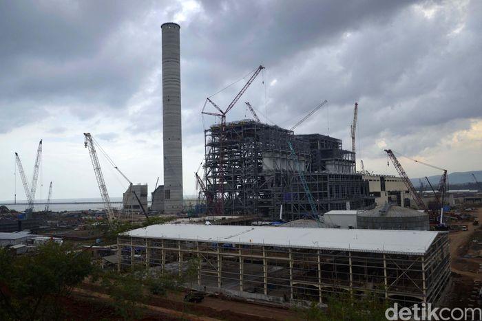 Dipastikan pada bulan Oktober 2019, proyek PLTU Batang ini akan dilakukan testing operasional.