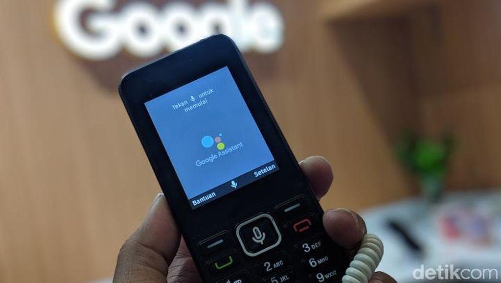 Ini Dia Ponsel Google Assistant Seharga Rp 99 Ribu