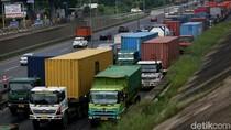Balada Protes Sopir Truk dan Mahalnya Tol Trans Jawa