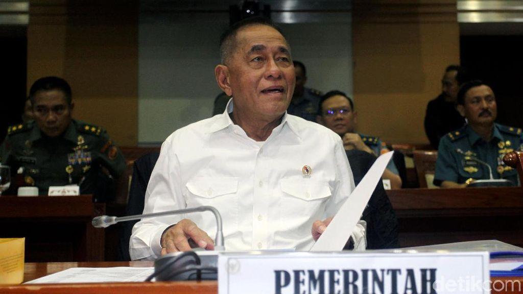 Menhan ke Prabowo: Seribu Tahun Kita Mampu Perang!