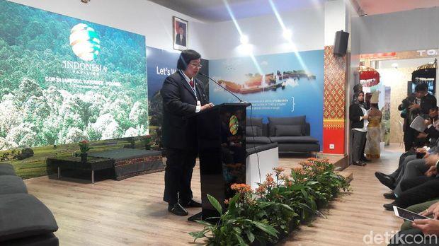 Paviliun Indonesia Turut Ramaikan COP24 di Katowice