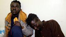 12 Hari Tanpa Makan dan Minum, Belasan Imigran Tewas di Laut Libya