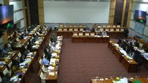Komisi I Rapat dengan Menhan, Bahas RUU Kerja Sama Pertahanan RI-Serbia