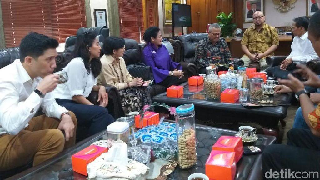 KPU Diminta Masukkan Isu Budaya ke Debat Capres