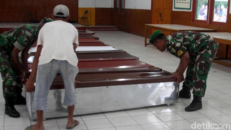 KKB Bunuh 31 Pekerja di Papua, PPP: Negara Tidak Boleh Kalah
