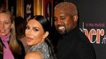 Langka! Pose Konyol Kanye West saat bersama Kim Kardashian
