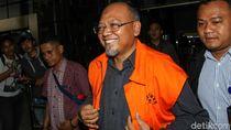 KPK Eksekusi Bupati dan 12 DPRD Kota Malang ke Lapas Porong-Malang
