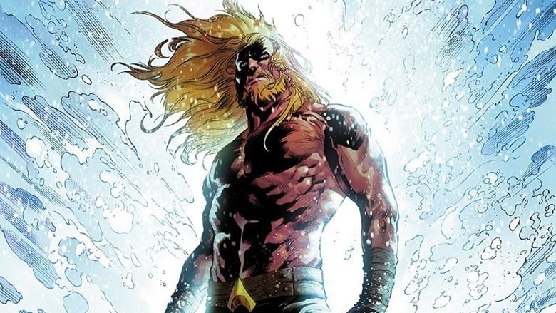 Jelang Film Tayang, Komik Aquaman Kisahkan Arthur Jauh dari Atlantis Foto: DC Comics