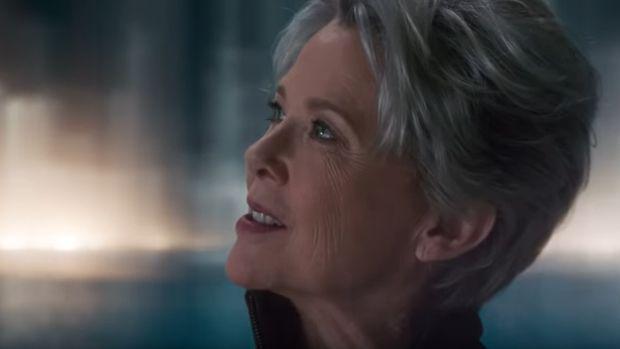 Misteri Peran Annette Bening Terungkap di Trailer Anyar 'Captain Marvel'