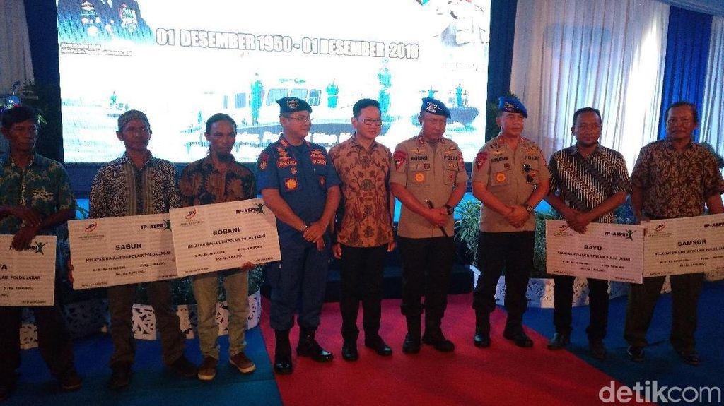 22 Ribu Nelayan di Pantura Cirebon Diganjar Asuransi Gratis
