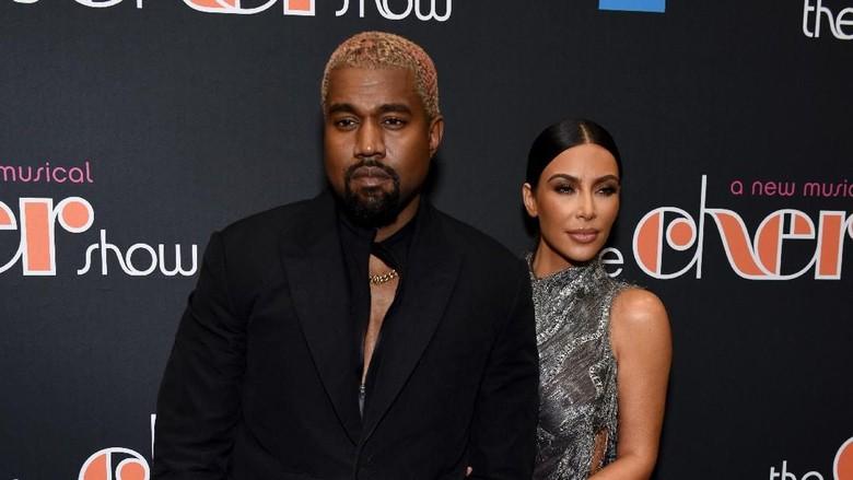 Menanti Anak Ke-4, Kim Kardashian Gantungkan Harap ke Ibu Pengganti/ Foto: Jenny Anderson/Getty Images for The Cher Show