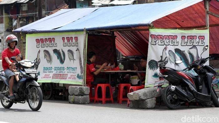 Ilustrasi warung pecel lele (Foto: Rifkianto Nugroho)