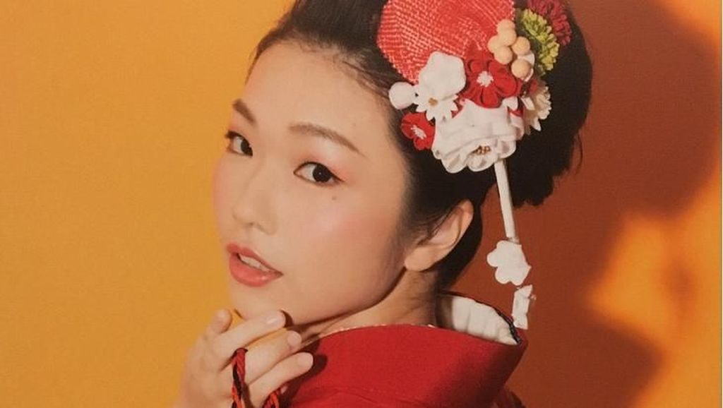 Si Cantik Kanako, Finalis Miss World Keturunan Ksatria Samurai Jepang