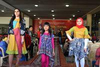 Hebat! Bocah 8 Tahun dari Indonesia Gelar Fashion Show di Lebanon