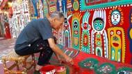 Potret Kampung yang Diselamatkan dengan Mural