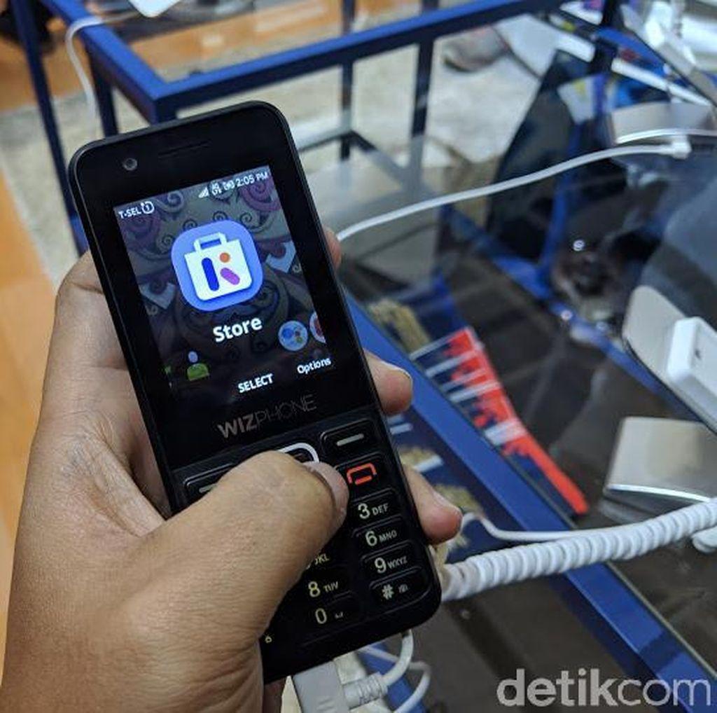 Wizphone Bukan Sekadar Ponsel Murah Seharga Rp 99 Ribu