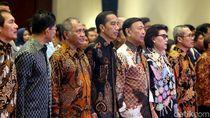 Presiden Jokowi Hadiri Peringatan Hari Anti Korupsi