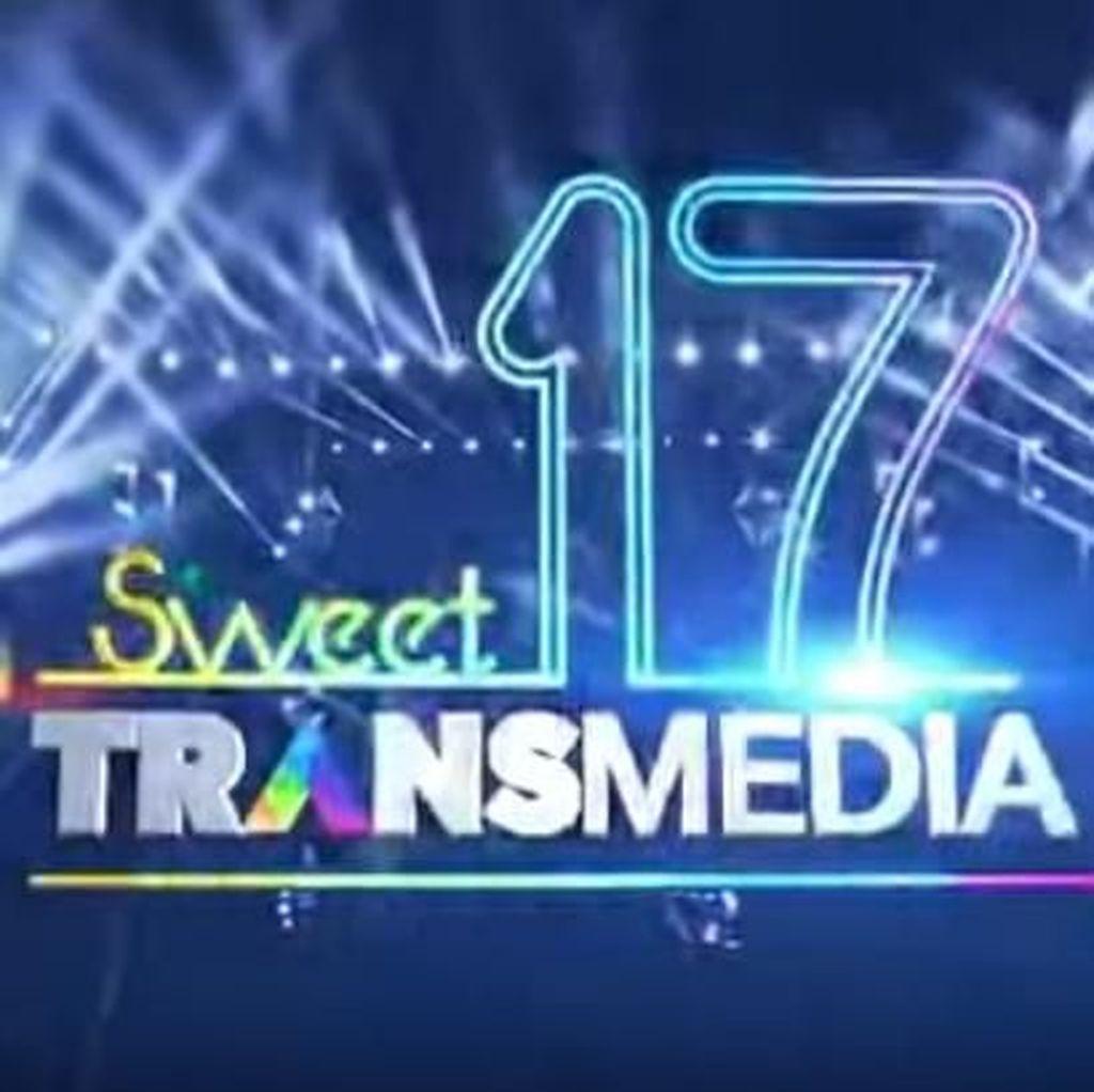 Hari Pertama Sweet 17 Transmedia Digelar Malam Ini