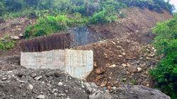 Gambaran Lokasi Penemuan 1 Jenazah Korban Pembunuhan KKSB Papua
