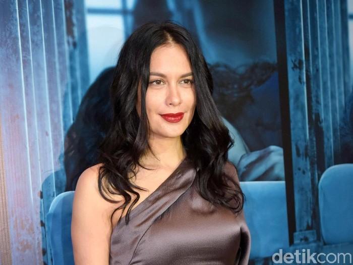 Sophia Latjuba saat ditemui di kawasan Cikini.