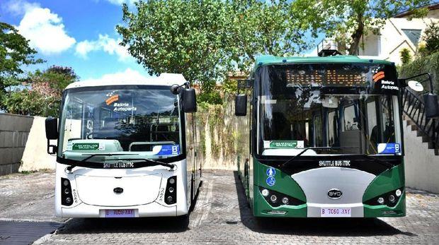 Bus listrik Bakrie