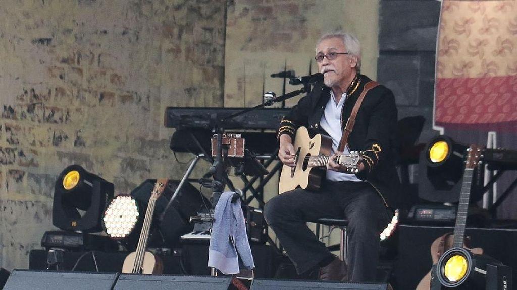 Iwan Fals Bicara soal Menghidupkan Makna Damai di Balik Lagu