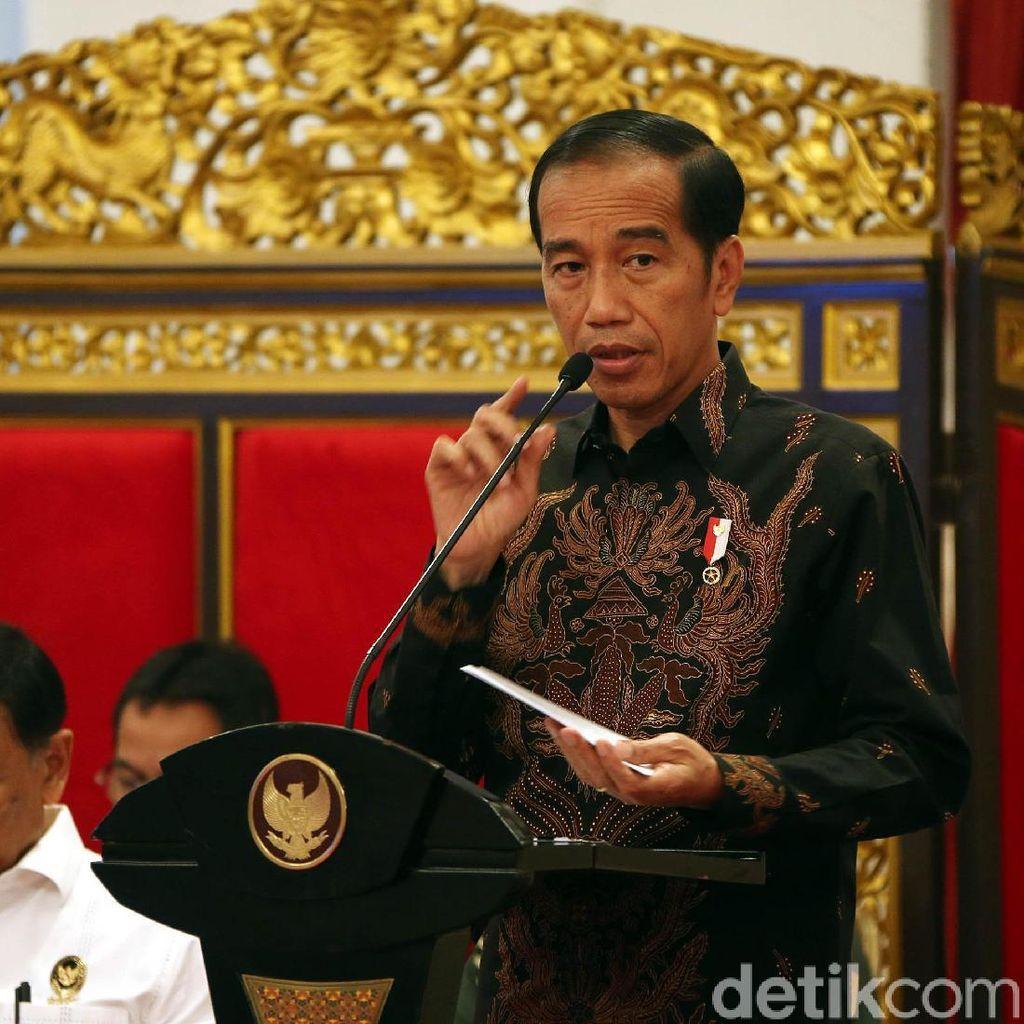 Jokowi: Tradisi Adat Melayu Megah, Jangan Tergerus Zaman