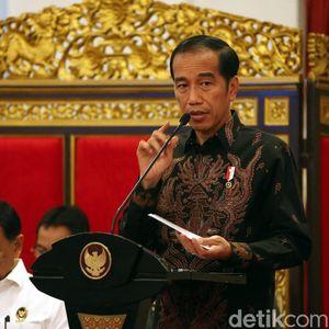 Jokowi: Akhir 2018 dan Awal 2019 Banyak Infrastruktur yang Selesai