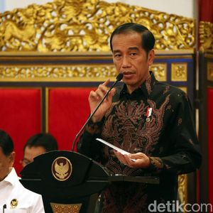 Jokowi Guyur Aceh hingga Papua Rp 20 Triliun di 2019