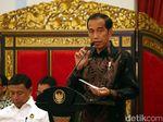 Jokowi: Saya Panas Natuna Diklaim, Saya Bawa Kapal Perang