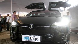 Mobil Listrik Setara Rp 2,6 Miliar, Nongkrong di BPPT