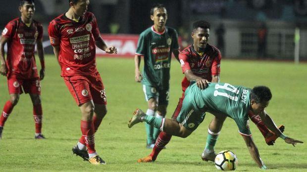 Live Streaming Laga Pembuka Liga 1 2019: PSS vs Arema