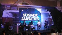 Dukung Nomadic Tourism, Damri Akan Bangun Hotel Bus di Belitung